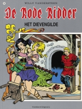 Willy  Vandersteen Dievengilde 090 Rode Ridder