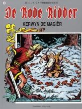 Willy  Vandersteen De Rode Ridder Kerwyn de magier 20