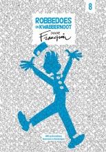 Franquin,,André Robbedoes en Kwabbernoot Door Franquin Hc08