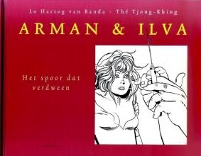 Lo  Hartog van Banda Arman & Ilva Het spoor dat verdween