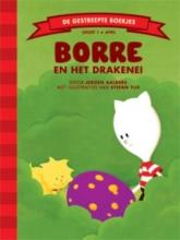 Jeroen  Aalbers Borre en het drakenei
