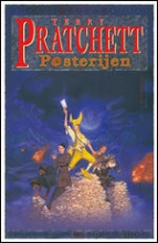 Terry Pratchett , Posterijen