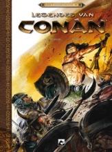 Kurt  Busiek Robert E Howard Collectie Legendes van Conan 3 Geboren op het slagveld