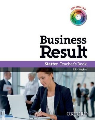 ,Business Result: Starter: Teacher`s Book