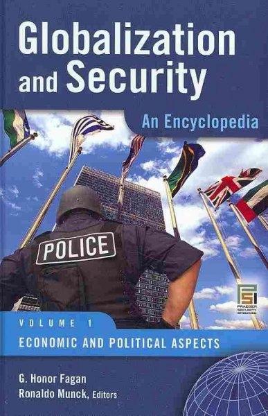 Professor Ronaldo Munck,   G.Honor Fagan,Globalization and Security [2 volumes]
