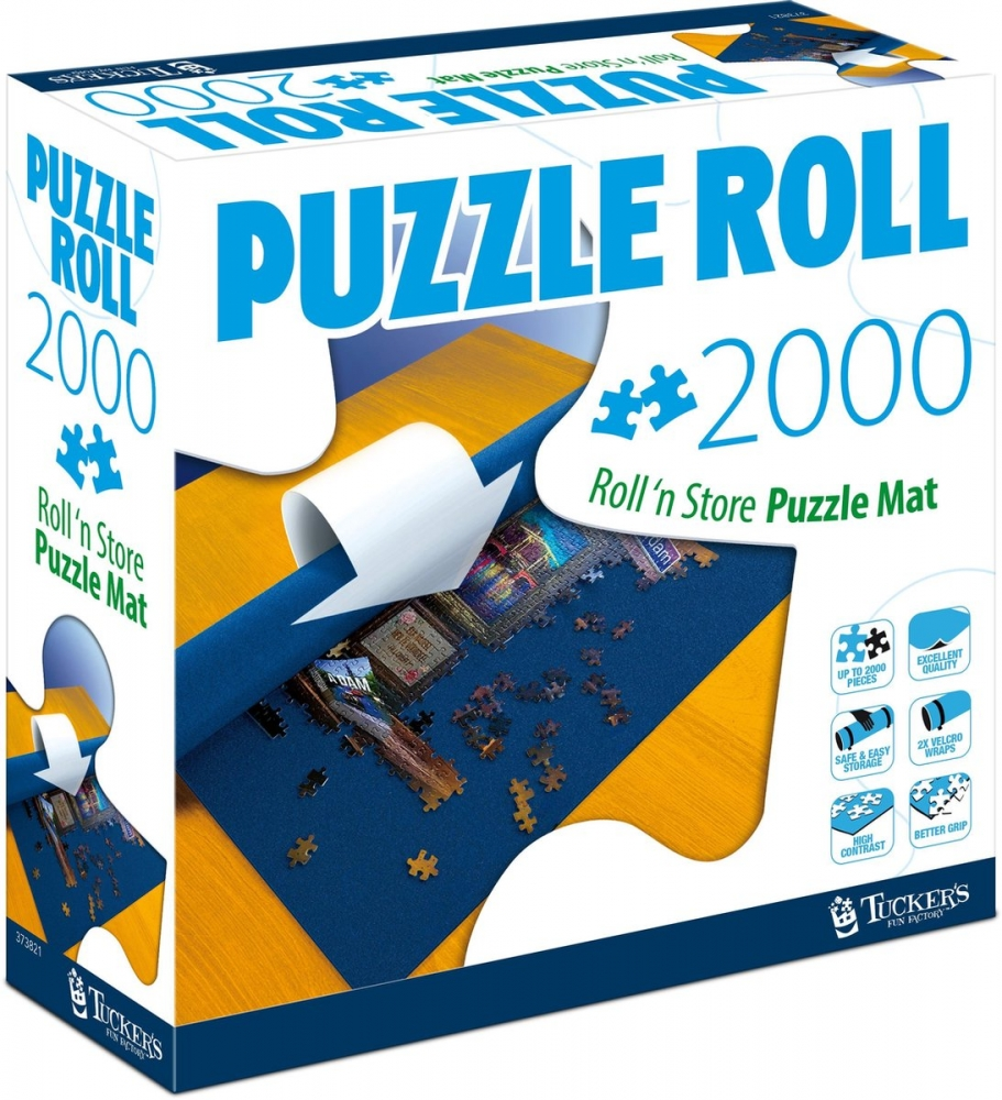 ,Puzzel roll 2000