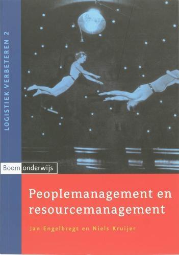 Jan Engelbregt, Niels Kruijer,Peoplemanagement en resourcemanagement