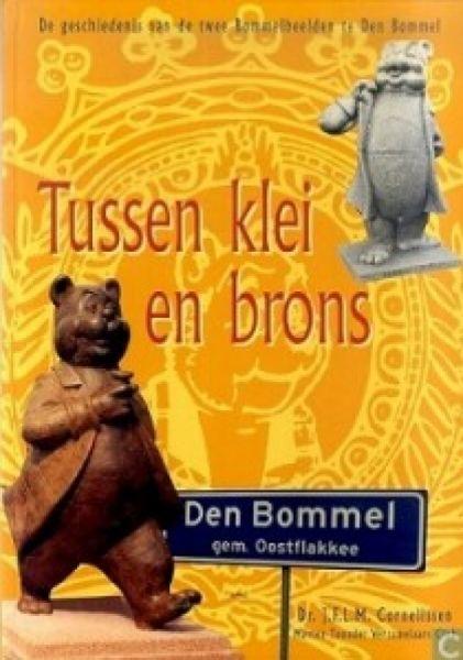 H.,Bom/ Cornelissen,,J.f.l.m.,Tussen Klei en Brons