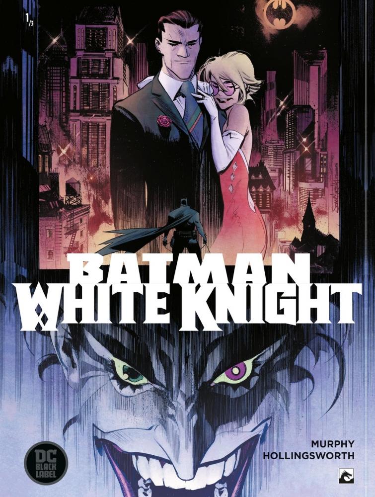 ,Batman, White Knight 1