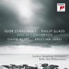 <b>Nw nebel</b>,Cd glass /stravinsky violin concerto