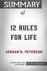Bookhabits, ,Summary of 12 Rules for Life by Jordan B. Peterson