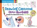 Christopher Hart, Drawing Cartoons From Numbers