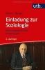 Berger, Peter, Einladung zur Soziologie