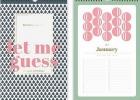 ,<b>Birthday Calendar &Anne</b>