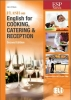 , Flash on English for Cooking, Catering & Reception
