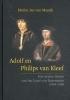 Martin Jan van Mourik, Adolf en Philips van Kleef