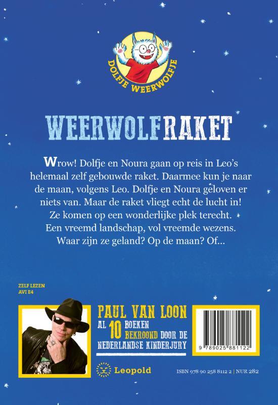 Paul van Loon,Weerwolfraket