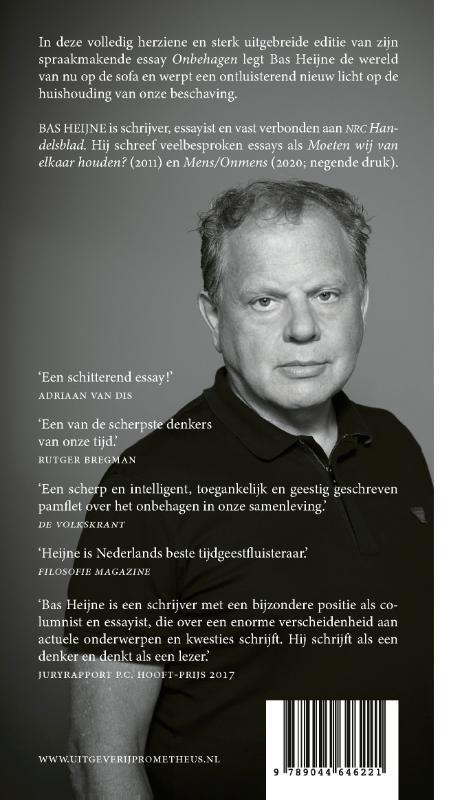 Bas Heijne,Onbehagen