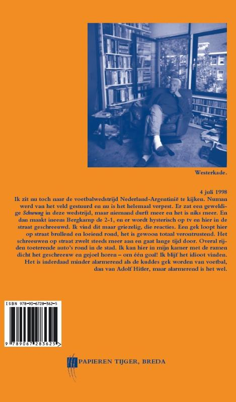 Willem Oltmans,Memoires 1998-B