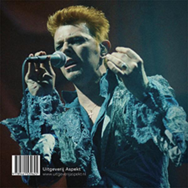 Bernard Rübsamen,David Bowie on stage in Holland