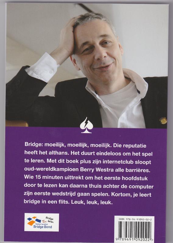 Berry Westra,Bridge in een Flits