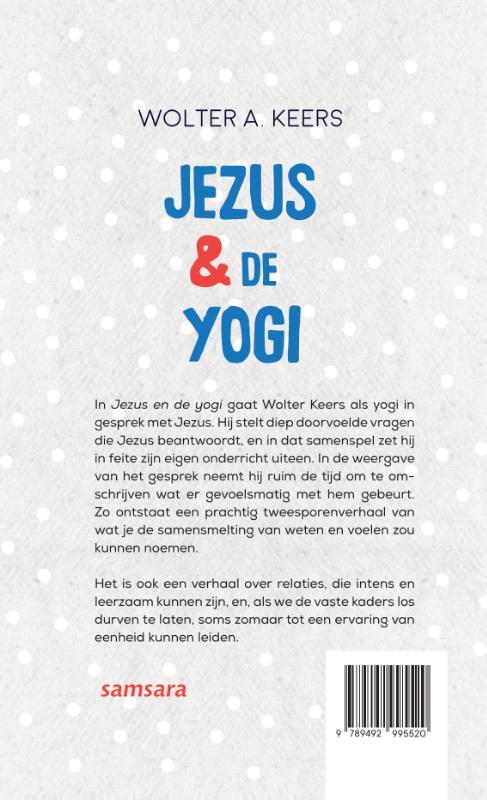 Wolter A. Keers,Jezus & de yogi