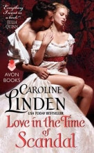 Linden, Caroline Love in the Time of Scandal
