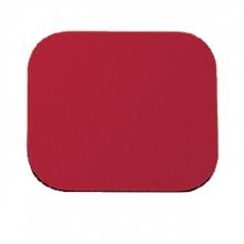 , Muismat Fellowes standaard 200x228x4mm rood