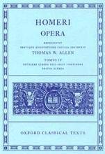 D. B. Monro,   T. W. Allen Homer Vol. IV. Odyssey (Books XIII-XXIV)