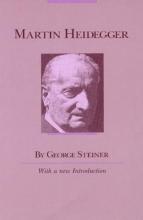 Steiner, Steiner: Martin Heidegger (pr Only)