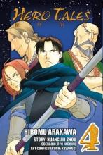 Zhou, Huang Jin Hero Tales 4