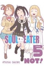 Ohkubo, Atsushi Soul Eater Not! 5