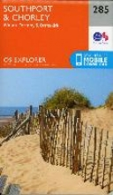 Ordnance Survey Southport and Chorley