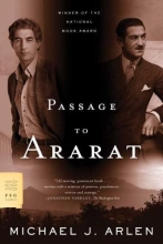 Arlen, Michael J. Passage to Ararat