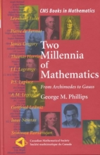 George M. Phillips Two Millennia of Mathematics