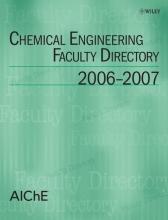 S.Joe Qin Chemical Engineering Faculty Directory
