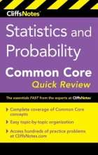 Alikhani, Malihe CliffsNotes Statistics and Probability Common Core Quick Review