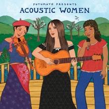 , Putumayo presents - Acoustic women (cd)