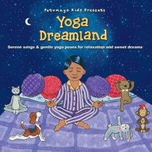 , Putumayo Kids Presents - Yoga Dreamland cd