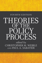 Christopher M. Weible,   Paul Sabatier Theories of the Policy Process