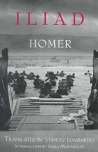 Homer,   Lombardo, Stanley Iliad