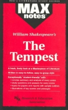 Ruth, Corinna Siebert The Tempest (Maxnotes Literature Guides)