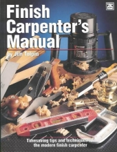 Tolpin, Jim Finish Carpenter`s Manual