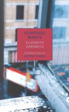 Hardwick, Elizabeth Sleepless Nights