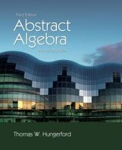 Thomas (St. Louis University) Hungerford,   Thomas (Cleveland State University) Hungerford Abstract Algebra