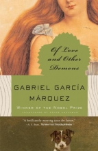Garcia Marquez, Gabriel Of Love and Other Demons