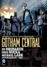 Brubaker, Ed Gotham Central Omnibus