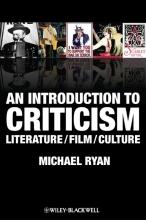Rocchio, Vincent Introduction to Criticism