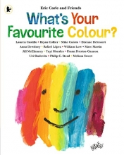 Carle, Eric What`s Your Favourite Colour?