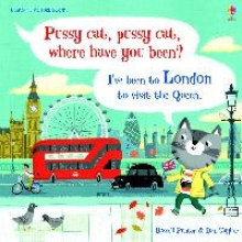Punter, Russell Pussy Cat, Pussy Cat, Where Have You Been? I`ve Been to London to Visit the Queen